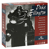 Дюк Эллингтон Duke Ellington. Duke Ellington (10 CD) каунт бэйси дюк эллингтон duke ellington count basie duke ellington meets count basie