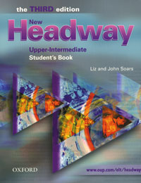 New Headway: Upper-Intermediate: Student`s Book new headway pre intermediate student s workbook аудиокурс cd