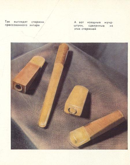 Янтарь В сборник вошли очерки о янтаре...