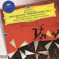 Герберт Караян,Пьер Фурнье,Джусто Каппоне,Норберт Хауптманн,Berliner Philharmoniker Herbert Von Karajan. Strauss. Don Quixote / Horn Concerto No. 2 стоимость