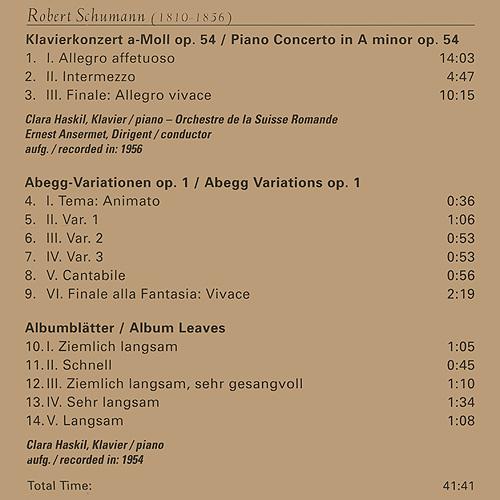 Clara Haskil (10 CD)