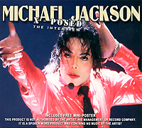 Майкл Джексон Michael Jackson. X-Posed. The Interwiew цена и фото