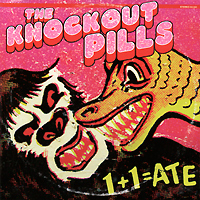 лучшая цена The Knockout Pills The Knockout Pills. 1+1=Ate!