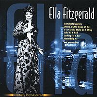 Элла Фитцжеральд Ella Fitzgerald. Ella Fitzgerald (2 CD) элла фитцжеральд луи армстронг оскар питерсон херб эллис ella fitzgerald