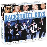 Backstreet Boys Backstreet Boys. The Complete (3 CD) justine davis backstreet hero