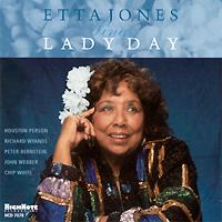 Хьюстон Персон,Этта Джонс,Ричард Вьяндс,Джон Веббер Etta Jones. Etta Jones Sings Lady Day etta jones always in our hearts