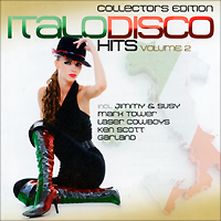 Italo Disco Hits. Volume 2. Collectors Edition диск mp3 disco hits