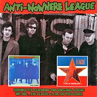 Anti Nowhere League Anti-Nowhere League. We Are... The League / Live In Yugoslavia (2 CD) the human league manchester