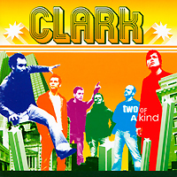 Clark Clark. Two Of A Kind sits стул clark