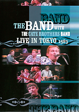 цена The Band With The Cate Brothers Band: Live In Tokyo 1983 онлайн в 2017 году