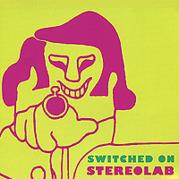 Stereolab Stereolab. Switched On плед флисовый 130х170 см printio белочка