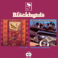 The Blackbyrds The Blackbyrds. City Life / Unfinished Business jackie braun their unfinished business
