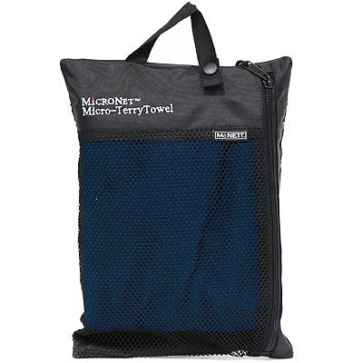 Полотенце MicroNet Extra Large цвет синий .