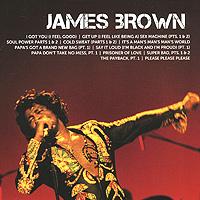 Джеймс Браун James Brown. Icon цена и фото