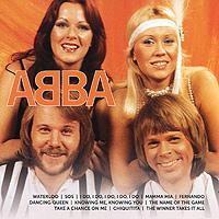 ABBA ABBA. Icon abba in japan