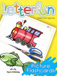 Elizabeth Gray, Virginia Evans Letterfun: Picture Flashcards gray e evans v set sail 2 picture flashcards