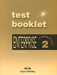 цена на Virginia Evans, Jenny Dooley Enterprise 2: Elementary: Test Booklet
