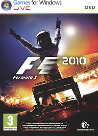 Formula 1 2010 (DVD-BOX)