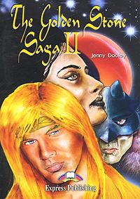 Jenny Dooley The Golden Stone Saga II цена и фото