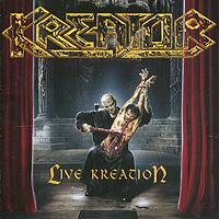 Kreator Kreator. Live Kreation (2 CD) kreator gods of violence dvd cd