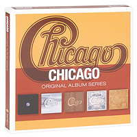 Chicago Chicago. Original Album Series (5 CD) чака хан chaka khan original album series 5 cd