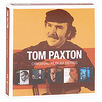 Tom Paxton. Original Album Series (5 CD) рикки джонс rickie lee jones original album series 5 cd