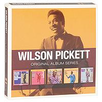 Уилсон Пиккетт Wilson Pickett. Original Album Series (5 CD) карли саймон carly simon original album series 5 cd