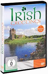 Irish Greetings (DVD + CD) the irish pub