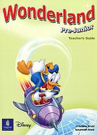 Wonderland: Pre-Junior: Teacher's Guide