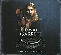 Дэвид Гарретт David Garrett. Rock Symphonies. Deluxe Version (ECD + CD) недорго, оригинальная цена