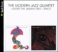 The Modern Jazz Quartet The Modern Jazz Quartet. Under The Jasmin Tree / Space vic firth mjc1 modern jazz collection 1
