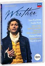 Jonas Kaufmann, Massenet: Werther (2 DVD) massenet cendrillon 2 dvd