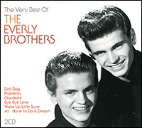 The Everly Brothers The Everly Brothers. The Very Best Of The Everly Brothers (2 CD) the burger brothers