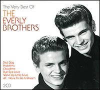 The Everly Brothers The Everly Brothers. The Very Best Of The Everly Brothers (2 CD) cd u2 the best of 19801990