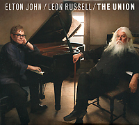 Elton John, Leon Russell. The Union (CD + DVD)