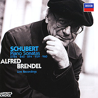 Альфред Брендель Alfred Brendel. Schubert. Piano Sonatas D784. 840. 894. 959. 960 (2 CD) альфред брендель alfred brendel schubert complete impromptus