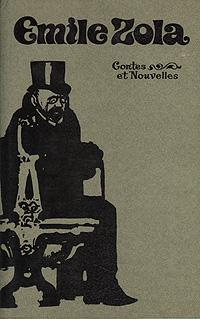 Emile Zola Emile Zola. Contes et Nouvelles