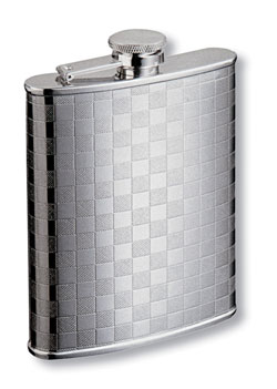 цена на Фляга металлическая S.Quire, 180 мл. 1406YX-3