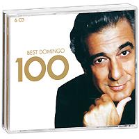 Пласидо Доминго Placido Domingo. Best Domingo 100 (6 CD) цена и фото
