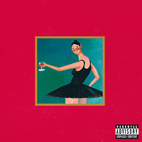 Канье Уэст Kanye West. My Beautiful Dark Twisted Fantasy my beautiful log 50