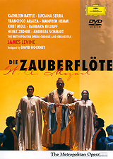 James Levine - Mozart: Die Zauberflote strauss james levine elektra