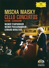 Leonard Bernstein, Haydn, Schumann: Cello Concertos mischa maisky shostakovich cello concertos nos 1