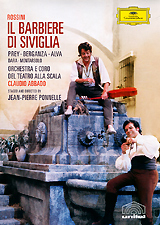 Gioacchino Rossini / Claudio Abbado: Il Barbiere Di Siviglia gioacchino rossini claudio abbado il barbiere di siviglia