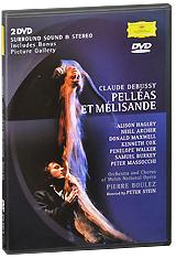 Debussy, Pierre Boulez: Pelleas Et Melisande (2 DVD) peter jong de sustainable dairy production