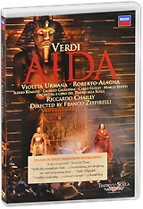 Giuseppe Verdi / Ricardo Chailly: Aida (2 DVD) giuseppe verdi ein maskenball un ballo in maschera