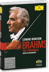 Brahms, Leonard Bernstein: The Symphonies (2 DVD) air pocket symphony