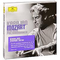 Герберт Караян,Berliner Philharmoniker Berliner Philharmoniker, Karajan. Mozart: Late Symphonies (3 CD)