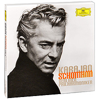 Герберт Караян,Berliner Philharmoniker,Wiener Philharmoniker Herbert Von Karajan. Schumann. The Symphonies (3 CD) w mason scherzo and novelette op 31