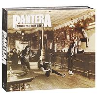 Pantera Pantera. Cowboys From Hell. Deluxe Edition (3 CD) pantera far beyond bootleg live from donington