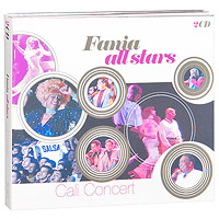 The Fania All Stars Fania All Stars. Cali Concert (2 CD) milky disco three to the stars 2 cd